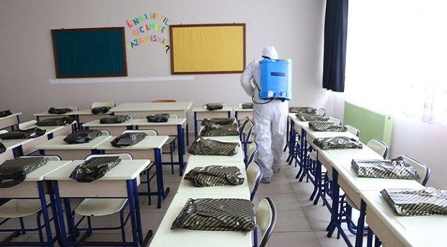 Pazar Belediyesi Okulları Dezenfekte Edecek mi?