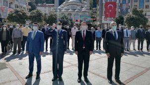 Pazar'da 19 Eylül Gaziler Günü Kutlandı