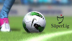 18 Eylül 2021 Cumartesi, Süper Lig Maçları