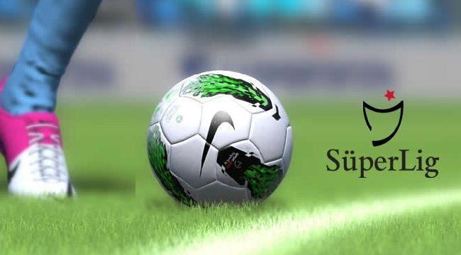 16 Ekim 2021 Cumartesi, Süper Lig Maçları