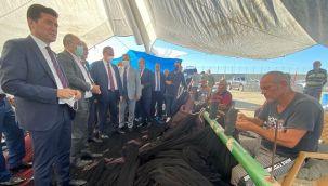 """CHP'li Kaya: """"Yakıt Giderleri Balıkçılarımızı Bitirdi"""""""