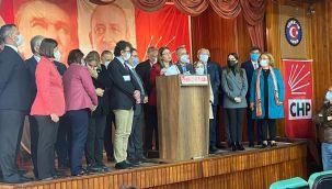 CHP'nin 32 Kişilik Heyeti Rize'de!
