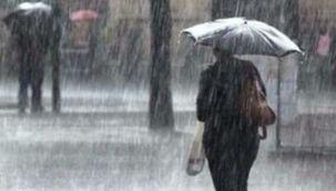 Doğu Karadeniz'de Kuvvetli Yağış Uyarısı