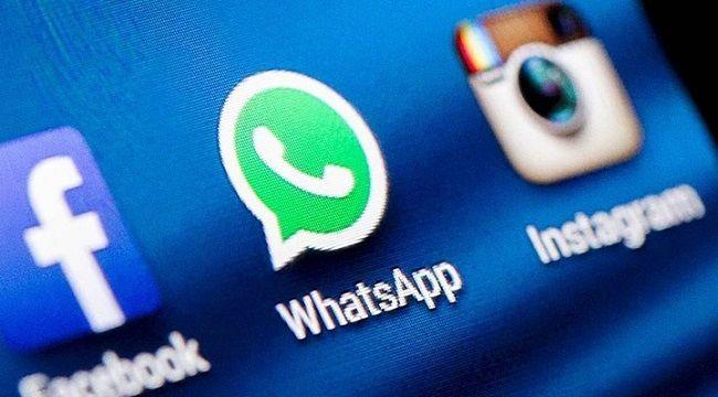 Facebook Whatsapp ve Instagram'a Erişim Yok